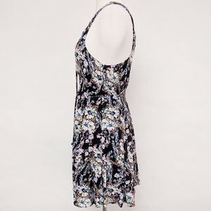 Free People Dresses - free people | floral washed ashore mini dress XS